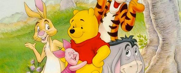 Winnie the Pooh - Merken - Stoffen | Kidsfabrics
