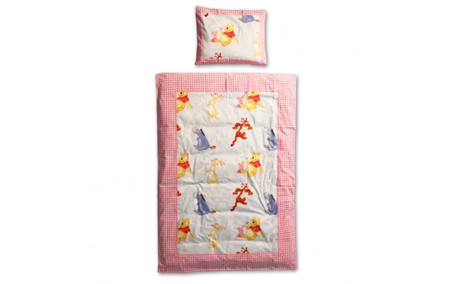PATCH DUVET COVER