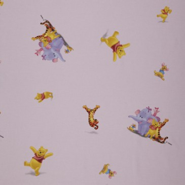 Disney Winnie the Pooh Stof HAPPYPOOH.33.140