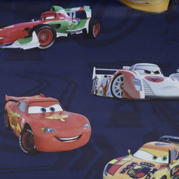 Cars Disney Stof SUNRACE.42.150