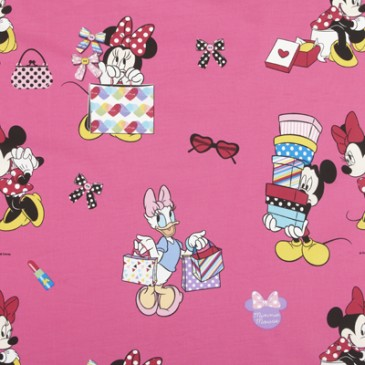 Disney Minnie Mouse Stof MINISHOP.00.140