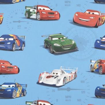 Cars Disney Stof VELOCITY.40.140