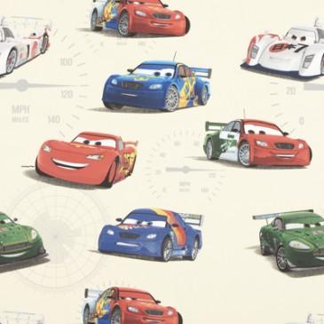 Cars Disney Stof VELOCITY.11.140