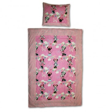 Disney Minnie Mouse Stof MIJOY DUVET COVER