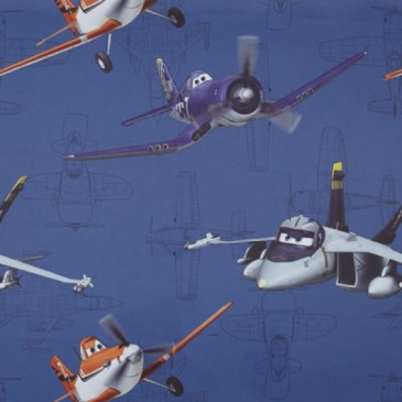 Disney Planes Stof SUNECHO.42.150