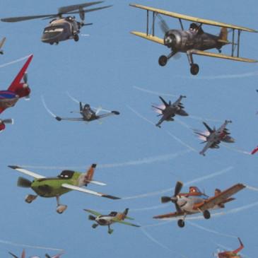 Disney Planes Stof ACERS.38.140