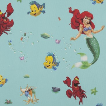 Disney The Little Mermaid Stof SIRENA.45.140