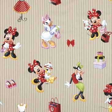 Disney Minnie Mouse Stof MADSHOP.13.140