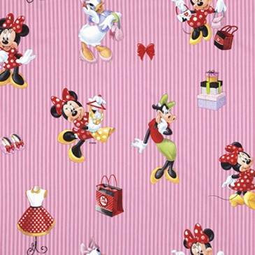 Disney Minnie Mouse Stof MADSHOP.33.140