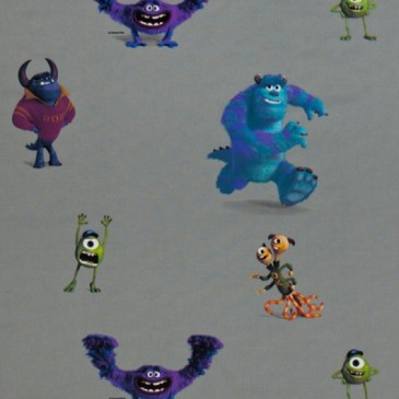 Disney Monsters Inc Stof MONSTERS.53.140