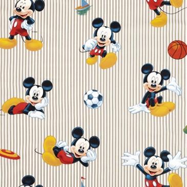 Disney Mickey Mouse Stof SPORTMICK.13.140