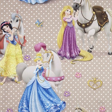 Disney Princess Stof SUNCAVAL.13.150