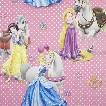 Disney Princess Stof SUNCAVAL.33.150