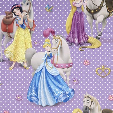 Disney Princess Stof SUNCAVAL.35.150
