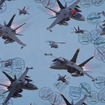 Disney Planes Stof SUNMISION.38.150
