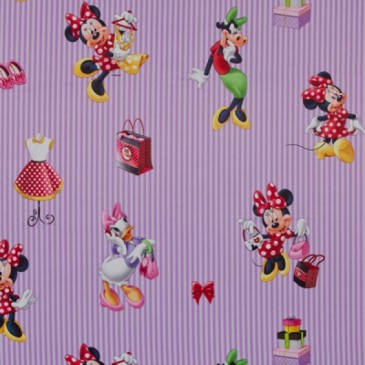 Disney Minnie Mouse Stof SUNSHOP.35.150