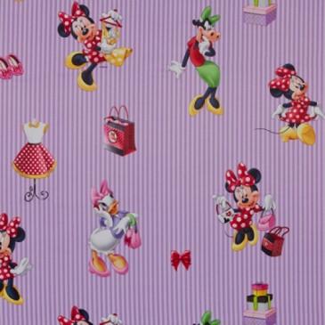 Disney Minnie Mouse Stof SUNSHOP.35.150