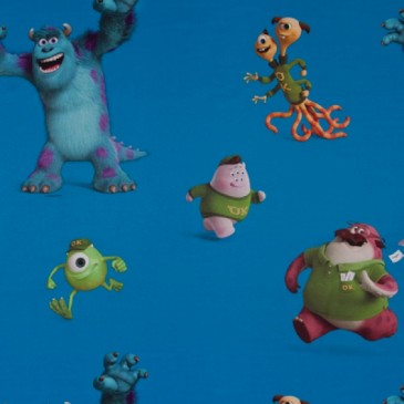 Disney Monsters Inc Stof SUNSULLEY.40.150