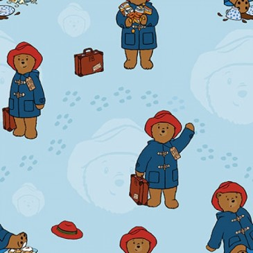 Paddington Bear Stof DIGTRAVEL.38.140
