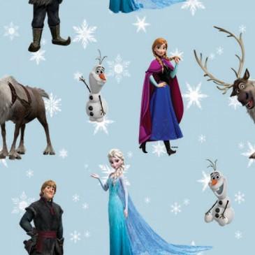 Disney Frozen Stof FROZEN.38.140