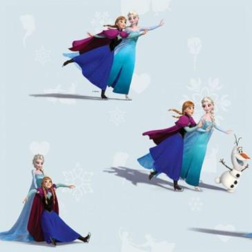 Disney Frozen Stof ELSA.38.140