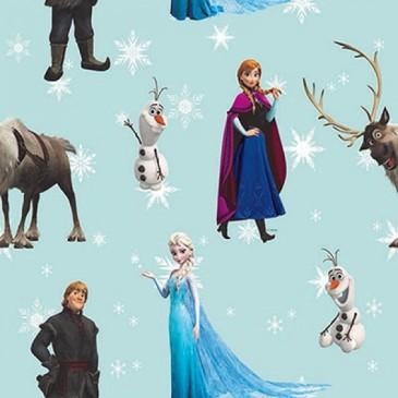 Disney Frozen Stof FROZEN.44.140