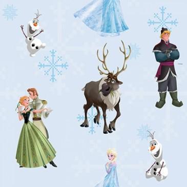 Disney Frozen Stof ANNA.38.140