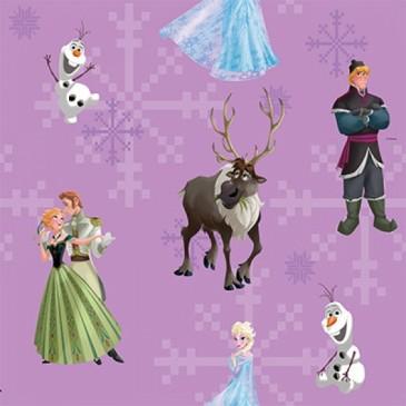 Disney Frozen Stof ANNA.35.140