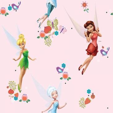 Disney Tinkerbell Stof ELVES.33.140