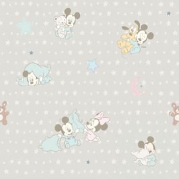 Disney Mickey Mouse Minnie Mouse Stof SNUGGLE.53.140