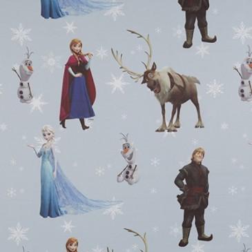 Disney Frozen Stof SUNFROZEN.53.150