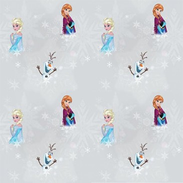 Disney Frozen Stof CRYSTAL.53.140