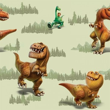 Disney The Good Dinosaur Stof RAMSEY.13.140