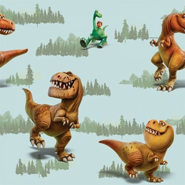 Disney The Good Dinosaur Stof RAMSEY.38.140