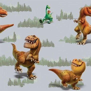 Disney The Good Dinosaur Stof RAMSEY.55.140