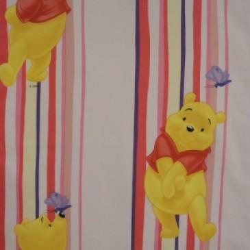 Disney Winnie the Pooh Stof STRIPEWIN.33.140