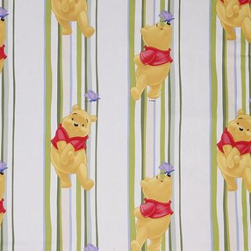 Disney Winnie the Pooh Stof STRIPEWIN.45.140