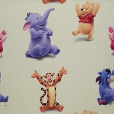 Disney Winnie the Pooh Stof SUNPOOFUN.11.150