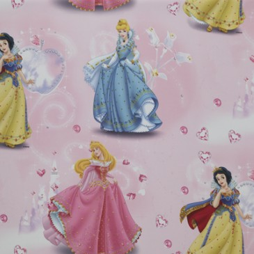 Disney Princess Stof SUNSPARK.33.150