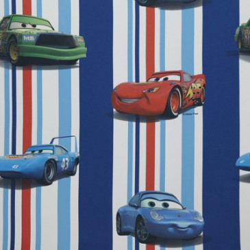 Cars Disney Stof SUNSTRCAR.42.150