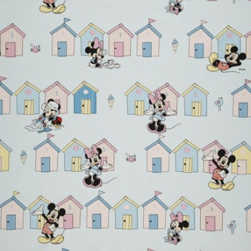Disney Mickey Mouse Minnie Mouse Stof BEACHHUT.38.140
