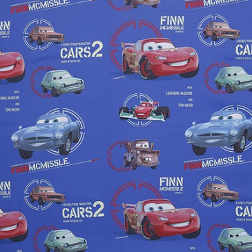 Cars Disney Stof SUNFINN.40.150