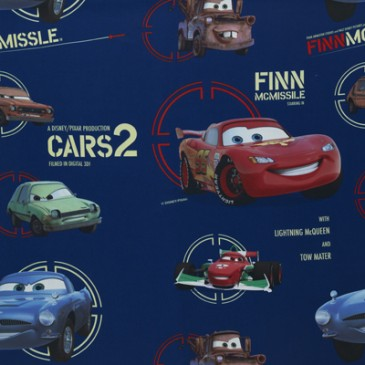 Cars Disney Stof SUNFINN.42.150