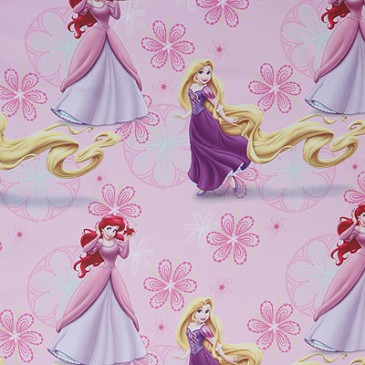 Disney Princess Stof SUNPUNZEL.33.150