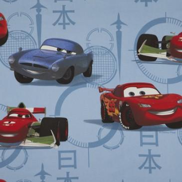 Cars Disney Stof MCMISSLE.38.140