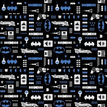 Batman Warner Bros Stof ALLBAT.600.140