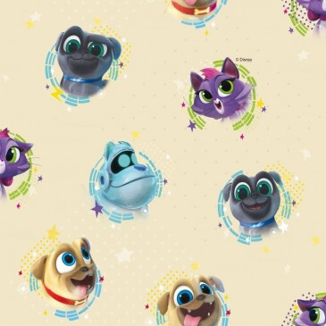 Disney Puppy Dog Pals Stof BINGO.11.140