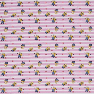 Minions Universal Stof BUFLE.330