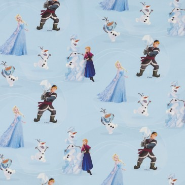 Disney Frozen Stof CUBES.400.140