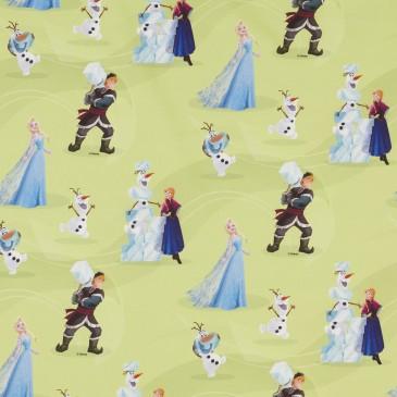 Disney Frozen Stof CUBES.440.140